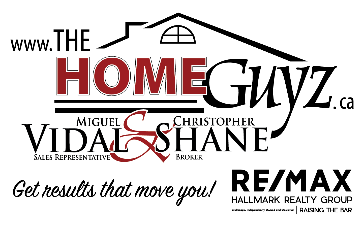 The Home Guyz Team at RE/MAX Hallmark Realty Group